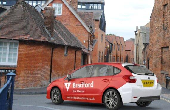 Fire Alarm Servicing Bradford