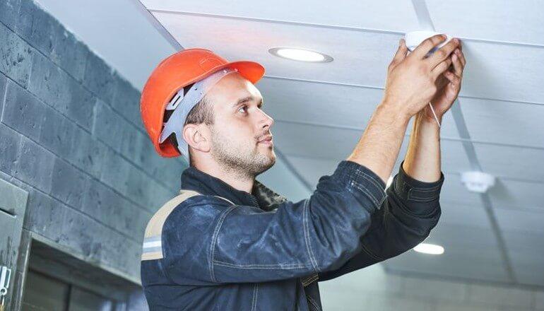 Fire Alarm Installation Bradford